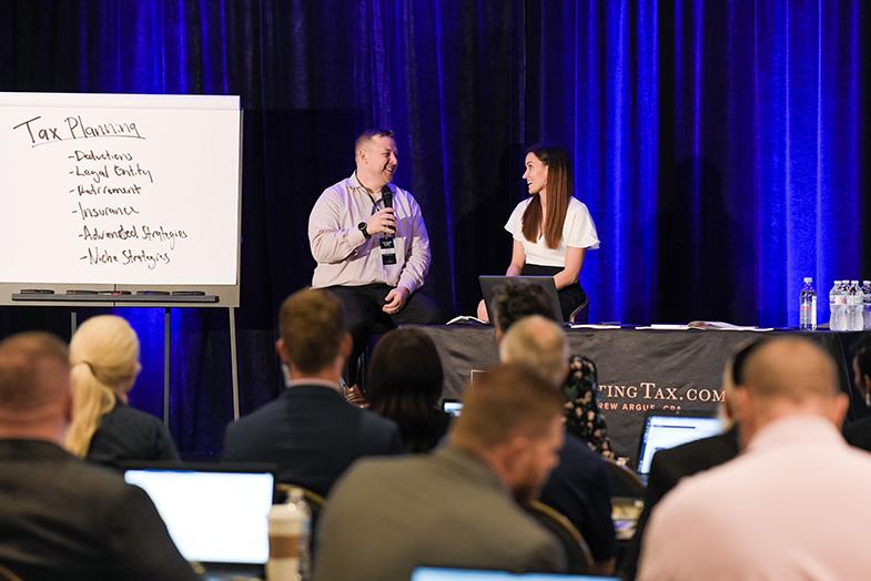 AccountingTax.com Conference - Phoenix
