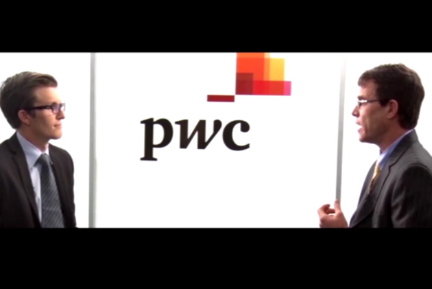 Tim Ryan, CEO of PricewaterhouseCoopers Interview In NYC