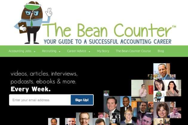 Started & Sold The Bean Counter